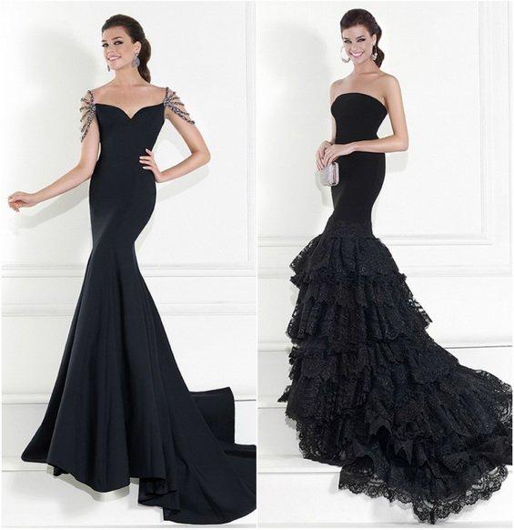 Spectacular collection of evening Dresses by Tarik Ediz inspired Mykonos