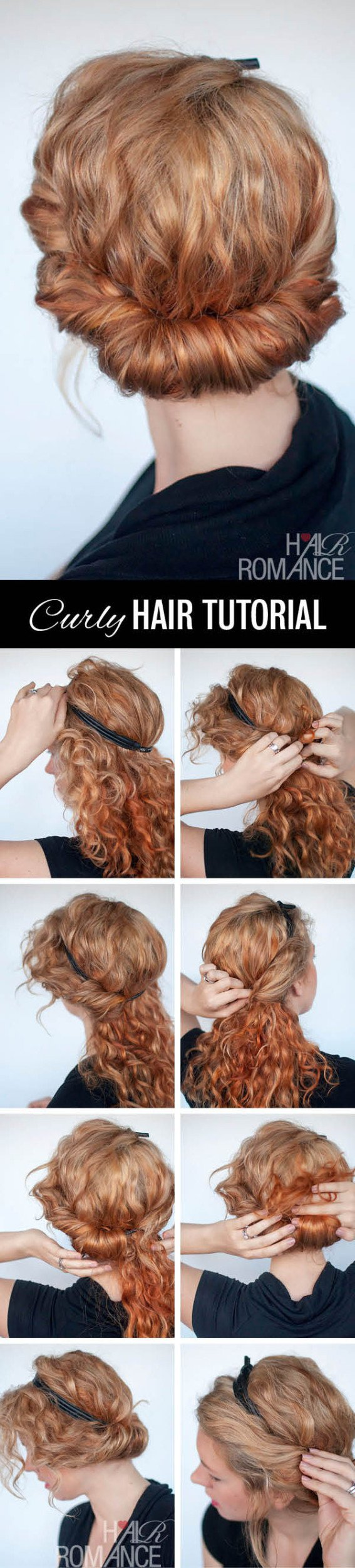 14 Simple Step By Step Tutorials For A Perfect Hairstyle In A Few