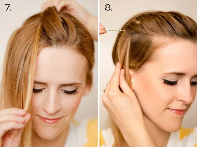 15 Gorgeous Bobby Pin Hairstyles That You Can Easily Do In A Minutes