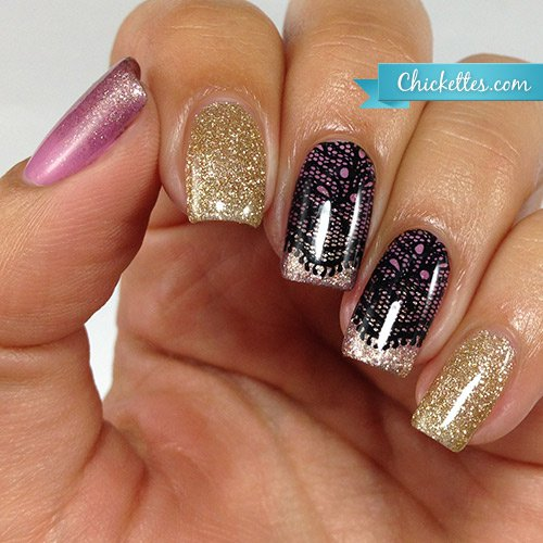14 Fantastic Ideas For A Trendy Winter Nail Designs