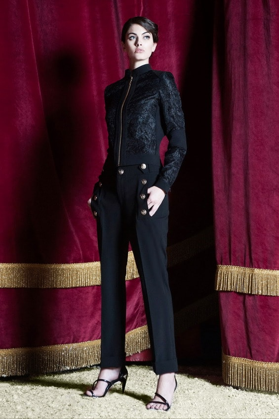 Modern femininity by Zuhair Murad   the collection pre fall 2015