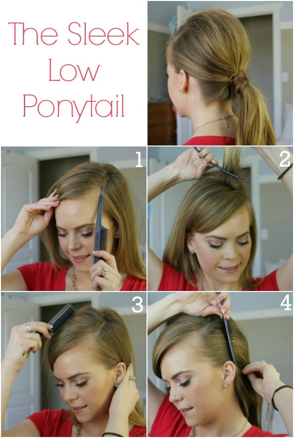 21 Super Easy But Amazing Ponytail Hairstyles That Will