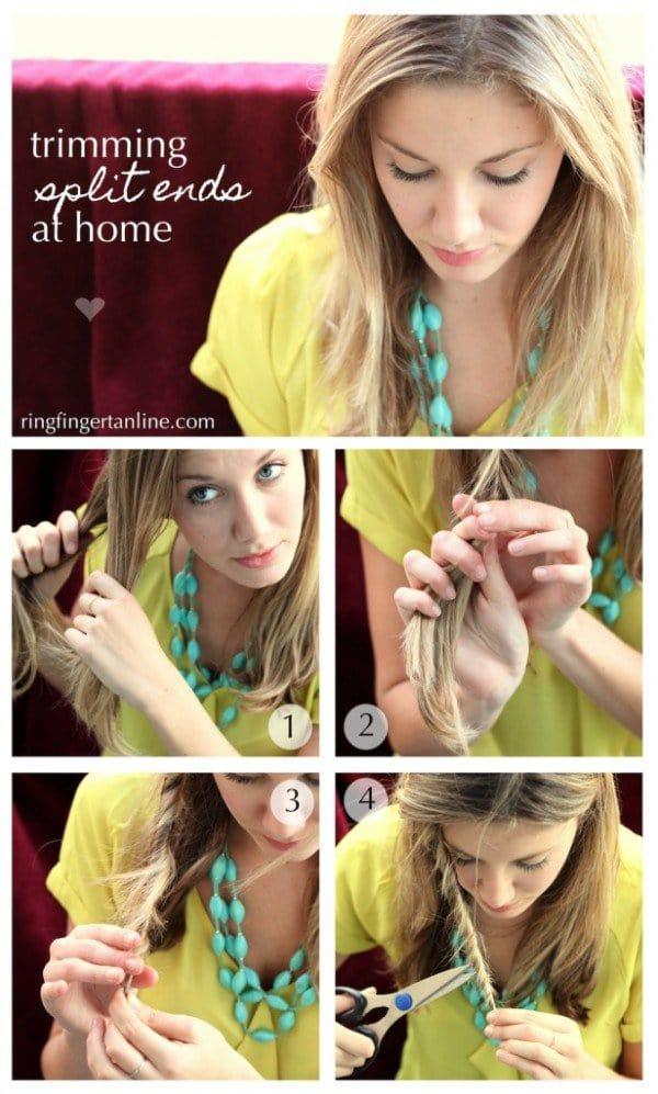 13 eenvoudige en nuttige tips en trucs om uw kapsel altijd glanzend te maken