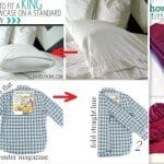 Super Useful Tip: How To  Fold A Fitted Sheet On The Easiest Way