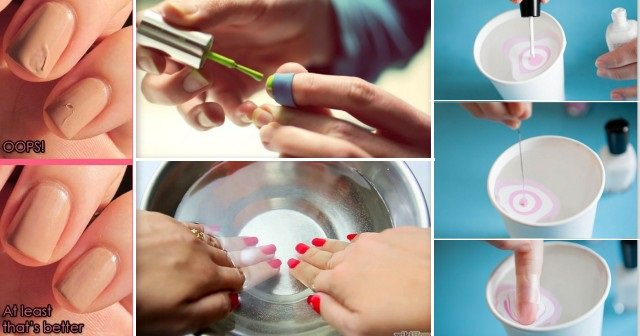 19 Interesting, Life Changing Hacks For Doing Your Nails