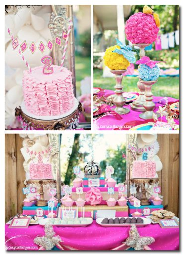 20 Absolutely Cute Kids Birthday Party Decorations For The