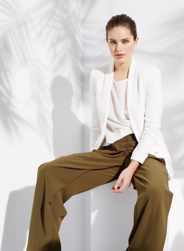 Elegance and Femininity by SuiteBlanco with Emily Didonato