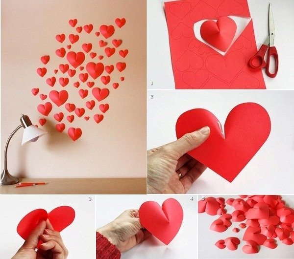 14 Ideas For Creating Romantic Atmosphere On Valentine's Day