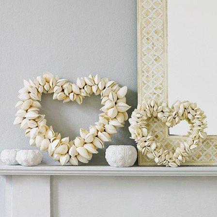 17 Unique and Fantastic DIY Decoration Ideas Using Shells