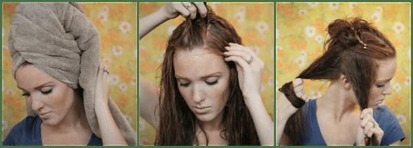 17 Prachtige eenvoudige tutorials Hoe je je haar kunt krullen dat indruk op je maakt