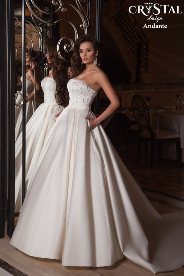 Unbelievable Wedding Dresses Designs That Will Leave You Breathless Part 1