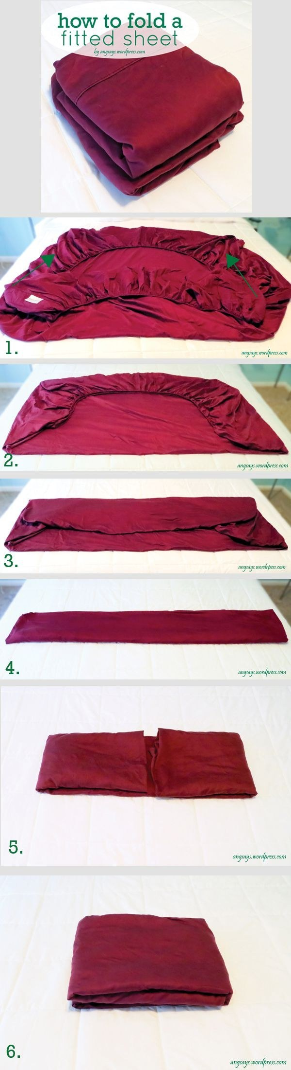 17 Clever and Useful Tips To Properly Fold Your Things And Save Space