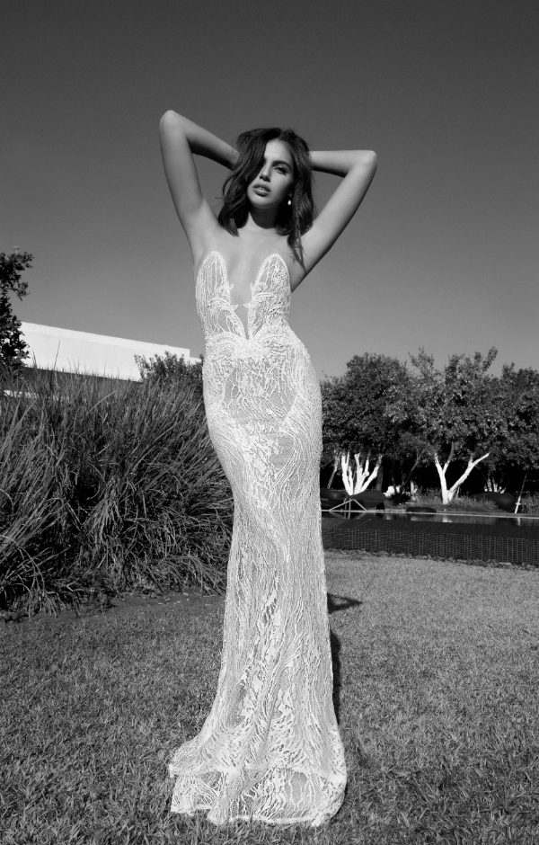 34 Glamorous Wedding Dresses Creations That Will Fascinate You