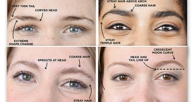 How To Fill In, Shape, Transform Your Eyebrows And Make It ...