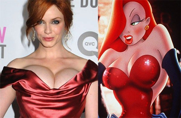 These 11 People Looks Exactly Like Popular Cartoon Characters