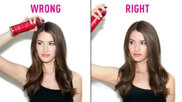 4 Ways You Are Applying Your Hair Products Wrong and How To Fix It