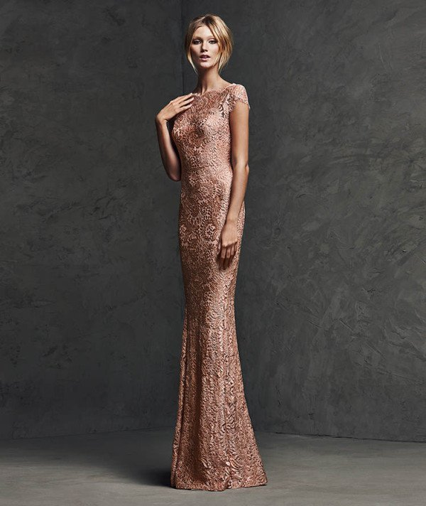 Glamorous Evening Dresses Pronovias   Collection 2016