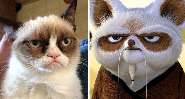 14 LOOKALIKES THAT ARE HILARIOUSLY SIMILAR TO EACH OTHER (Part 2)