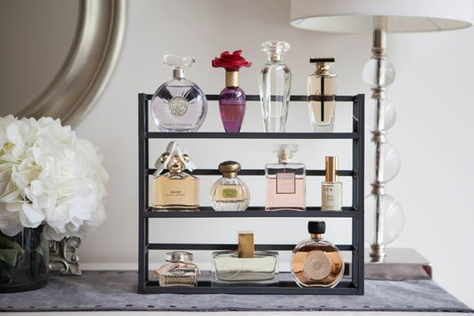 14 Life Changing Ways To Organize Your Beauty Products Using Things You Already Own