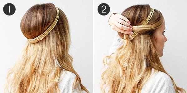 10 Incredible 2 Minute Or Less Hairstyle Ideas That Will Save You From Busy Mornings