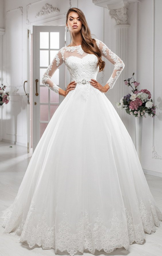 Magical Lavish Wedding Dresses Collection That Will