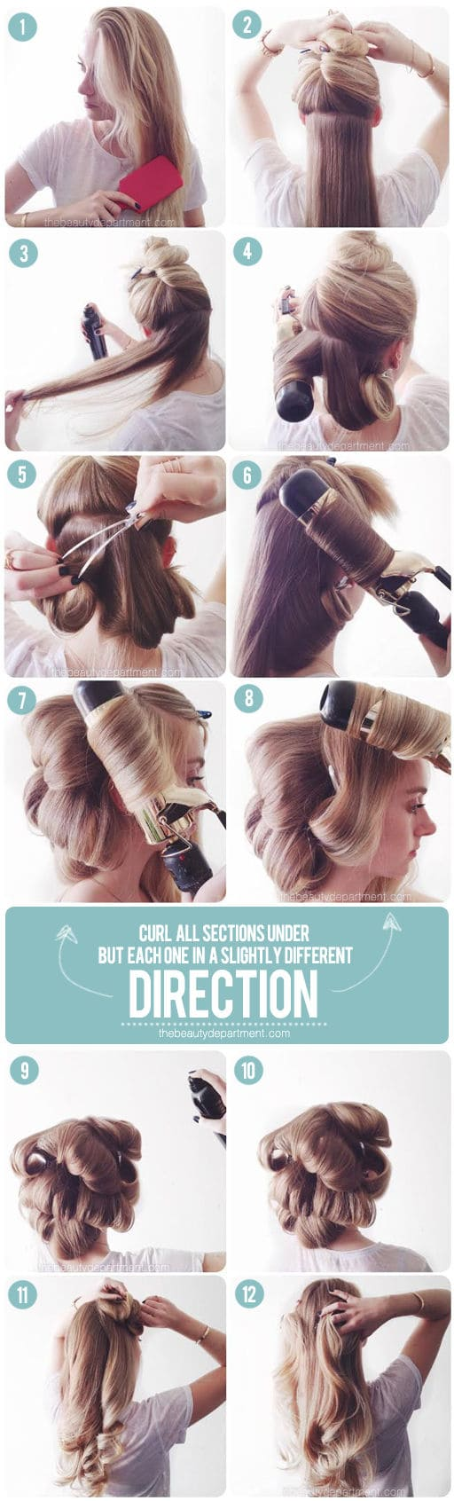 13 Easy and Surprisingly Useful Hairstyle Tips That Will Keep Your Hair Shiny