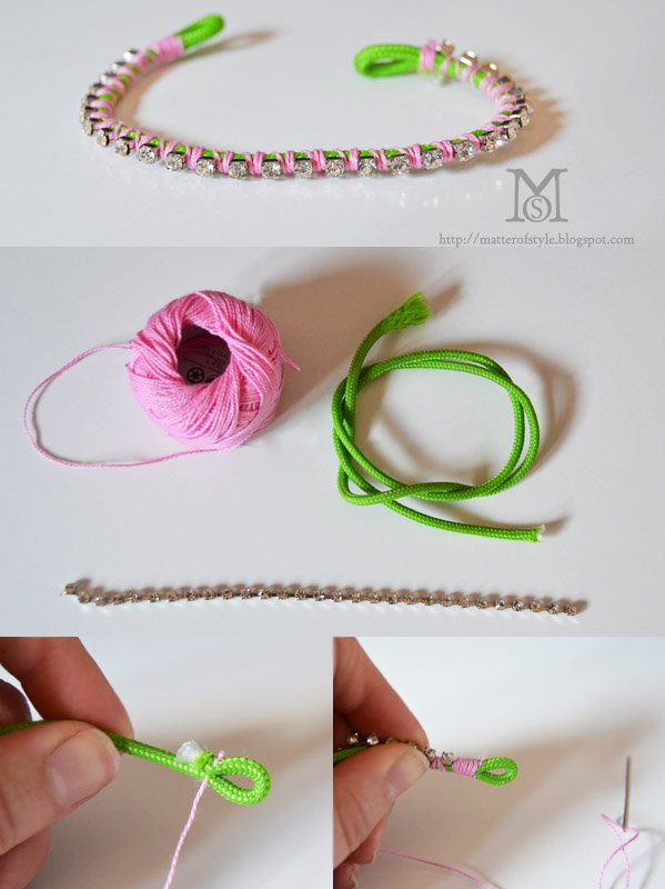 10 Stylish and Creative Bracelet Ideas That You Can DIY Easily