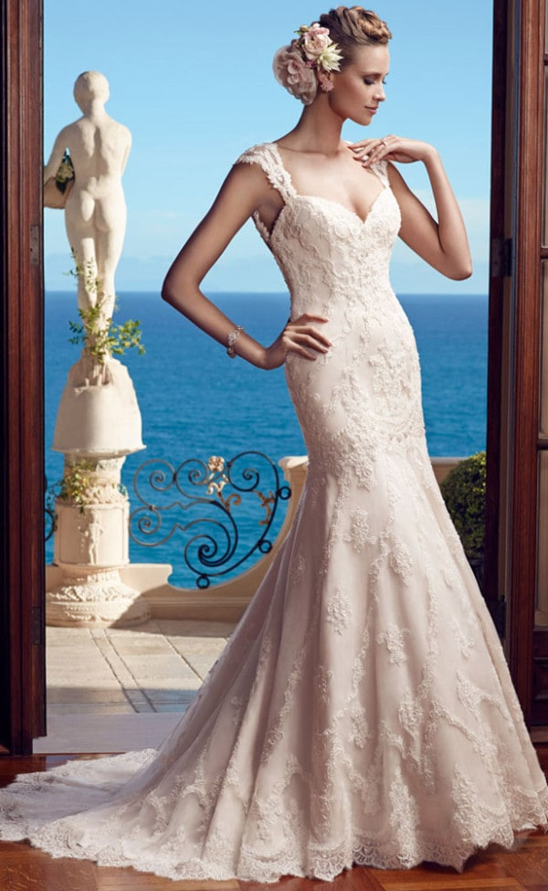 Breathtaking Bridal Collection That Will Inspire You