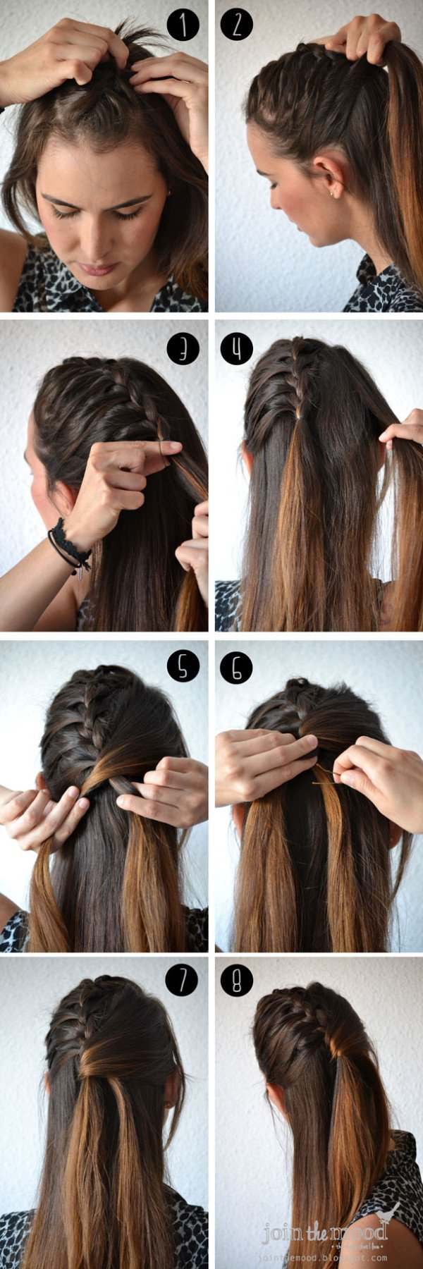 12 Amazing 2 Minute Hairstyles That Will Transform Your Morning Routine