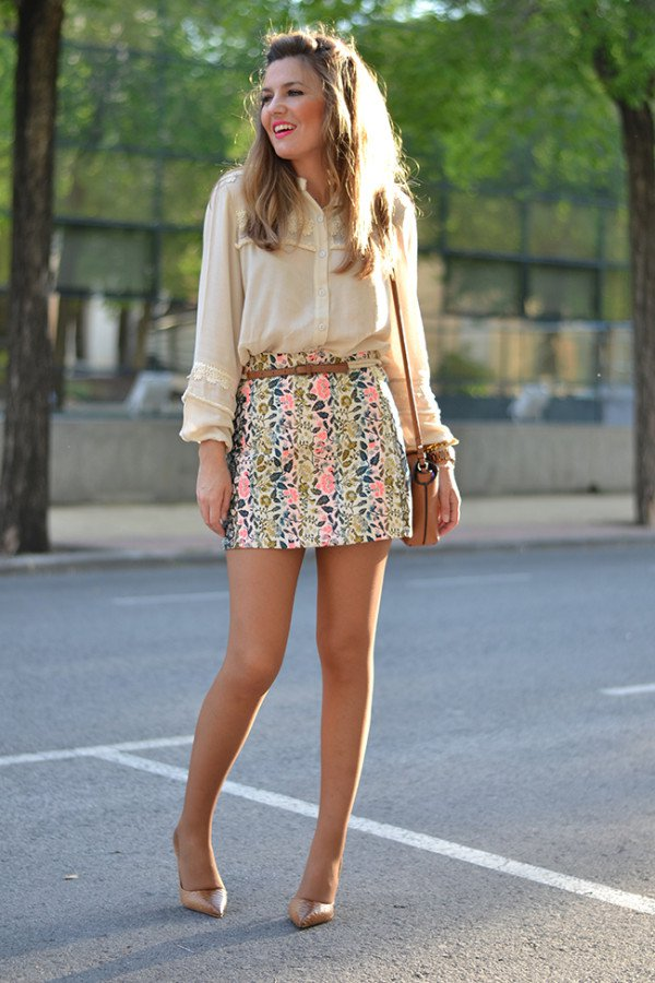 10 Street Style Combinations For This Spring/Summer