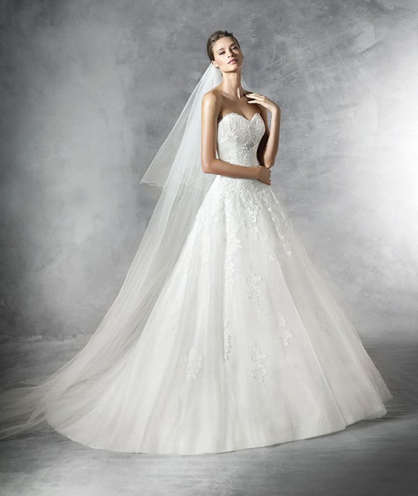 30 Ultra Glamorous Wedding Dresses That Will Impress Every Future Bride Part 1