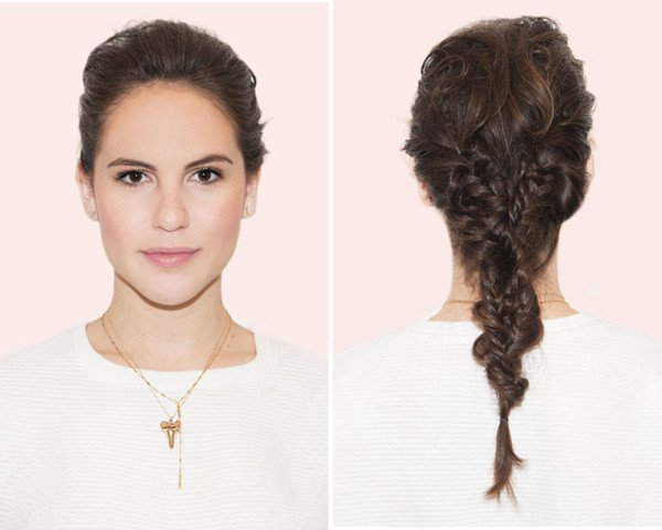 You got dry shampoo and only five minutes? Here are 6 Hairstyles for When You Just Cant Wash Your Hair
