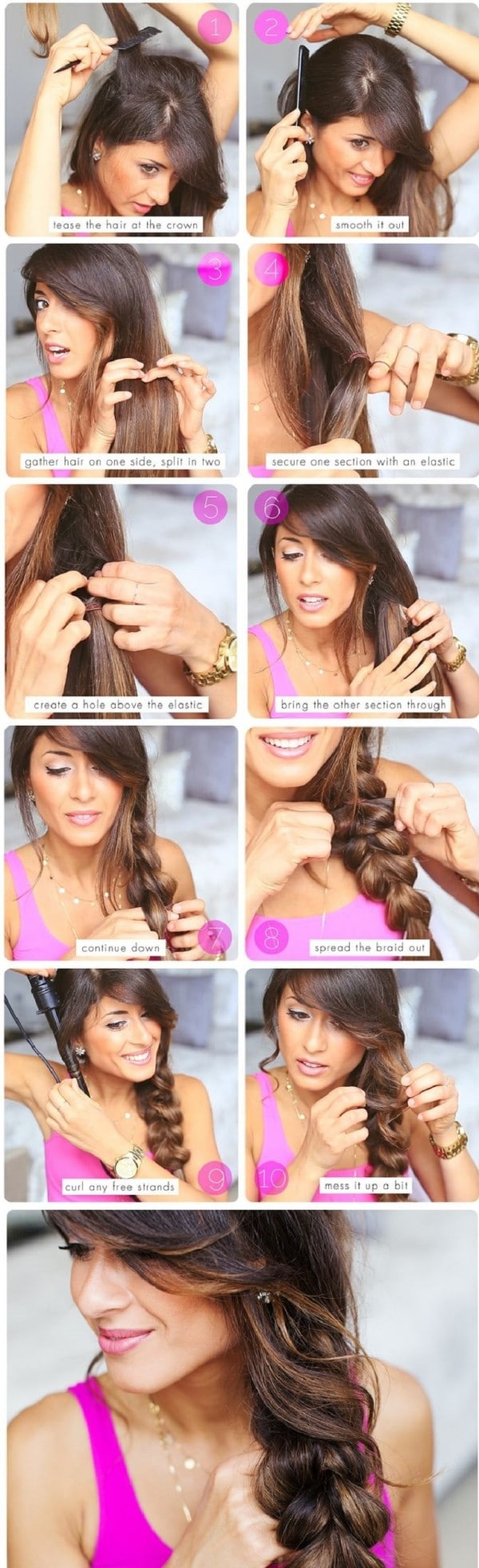 11 Gorgeous Hairstyle Ideas That You Should Try At Home