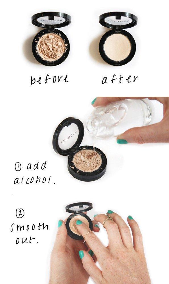 10 Smart and Easy Makeup Tricks For Wonderful Look
