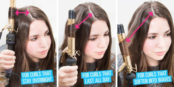 10 Smart Life Changing Curling Iron Tips That Every Woman Need To Know