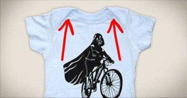 Surprising   This Is The Real Reason There Are Folds On A Baby's Onesie