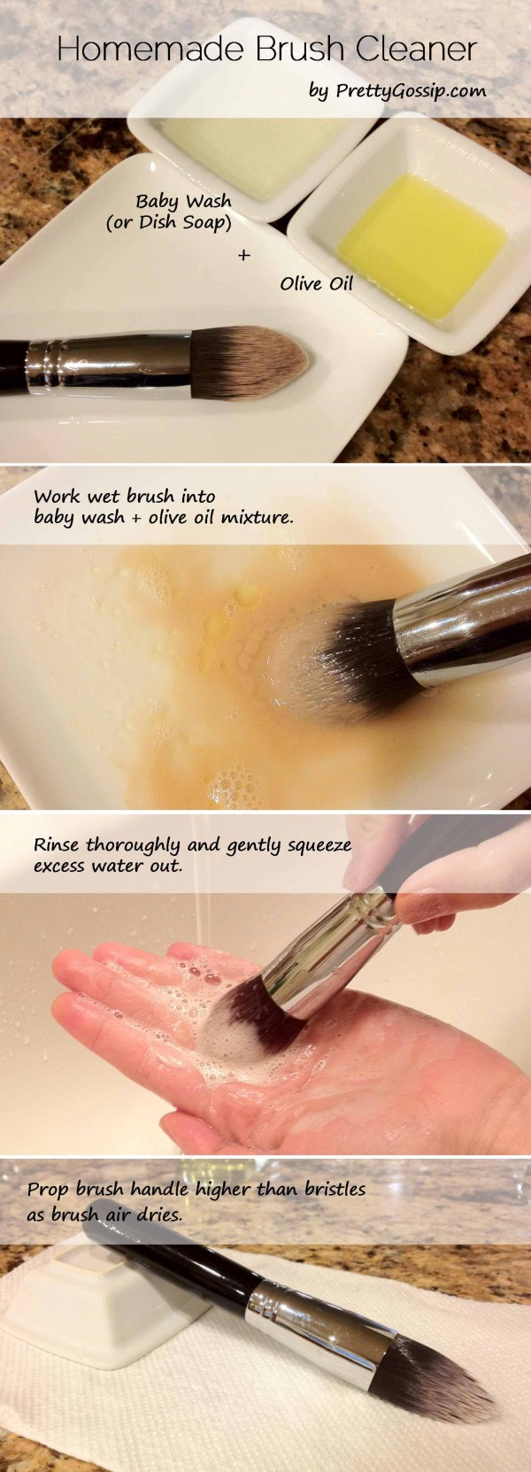 11 Useful Ways To Clean Everything In Your Makeup Bag