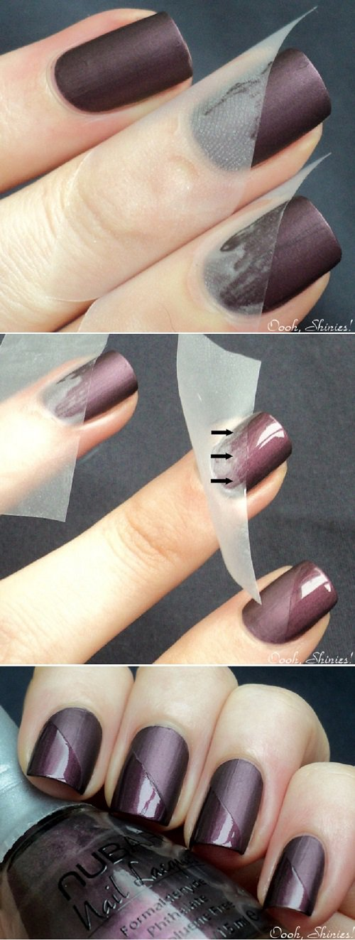 Nailed It! 14 Useful Diagrams For Amazing Manicures At Home