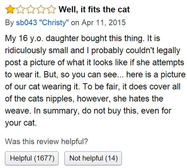These Mom Gives Hilarious Review Of Her Daughter's Top On Amazon