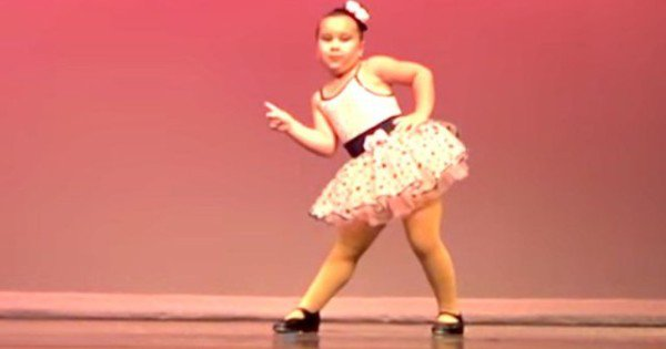 These Little Diva Dancer Channeled Her Inner Aretha Franklin And Won Over The Internet