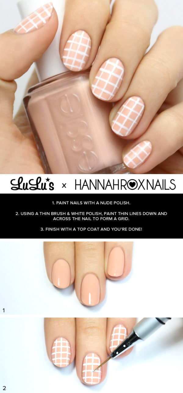 12 Cool Summer Nail Art Tutorials That You Should Try