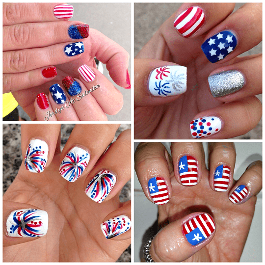 9 Cool Fashion Hacks Inspired By The 4th Of July
