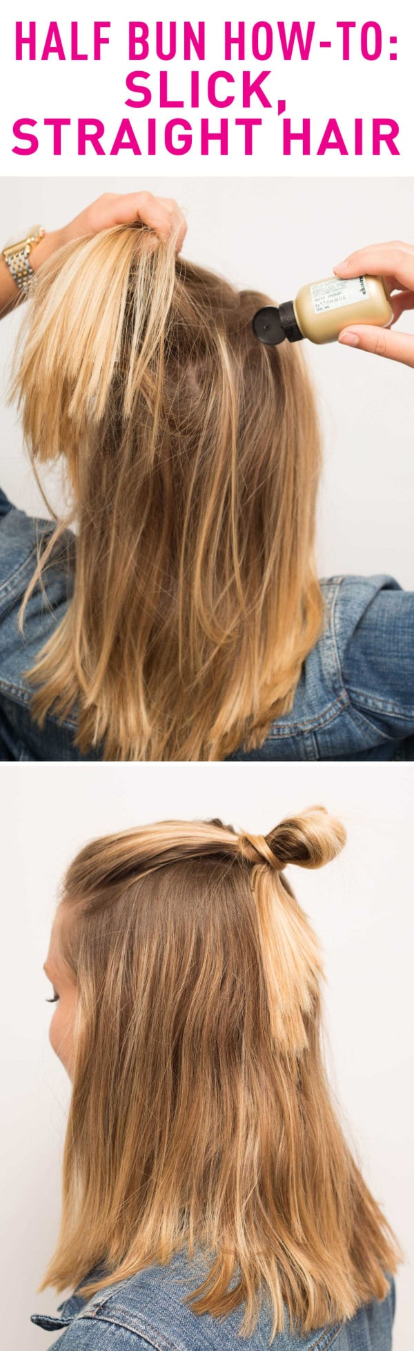 16 Cool Ways to Style Your Look With Half Bun Hairstyle