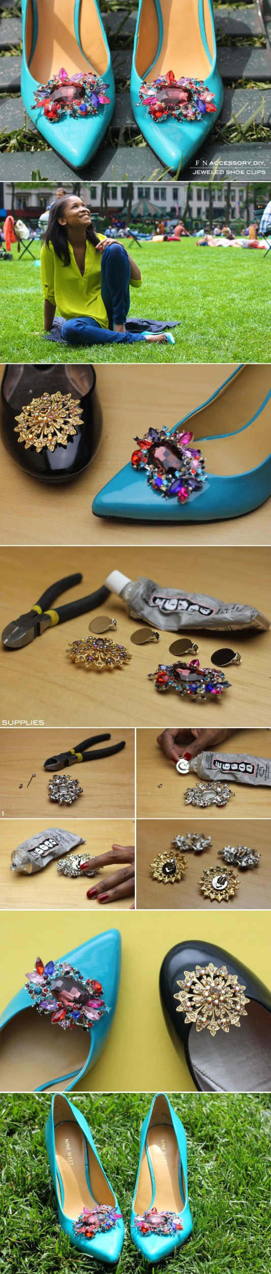 10 Adorable And Useful 5 Minutes Fashion DIY Projects That You ll Love