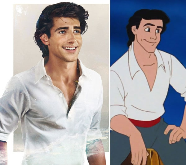 Amazing: Heres What Disney Princes Would Look Like in Real Life