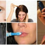 10 Unusual But Totally Genius Uses For Ordinary Lip Balm
