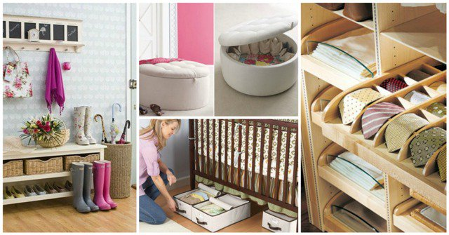 14 Lovely Diy Clothing Storage Ideas That Will Make You