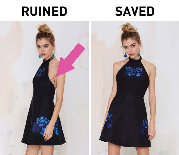 10 Cute, Life Changing Fashion Hacks Every Woman Must Try