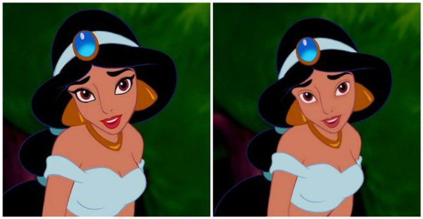 This Is What Disney Princesses Would Look Like Without Makeup