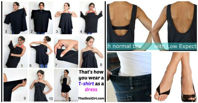 12 Incredibly Easy DIY Clothing Hacks And Tips Every Girl Should Know